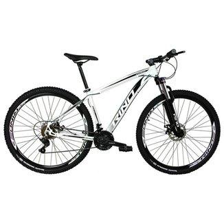 Bicicleta Aro 29 Rino Everest 24V - Cambios Index - Freio Hidraulico - Trava