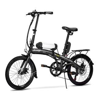 Bicicleta Dobrável Pliage Elétrica 350w Plus Two Dogs Aro 20