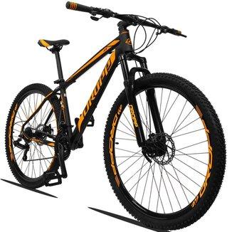 Bicicleta Dropp Z3 Aro 29 Câmbios Shimano 21 Marchas Freio a Disco Hidráulico com Suspensão