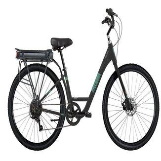 Bicicleta Elétrica Caloi E-vibe Easy Rider Aro 27,5  Motor 350w 7 Velocidades
