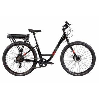 Bicicleta Elétrica Caloi E-vibe Urbam Aro 27,5 - Motor 350w - 16,5'' - 7 Velocidades