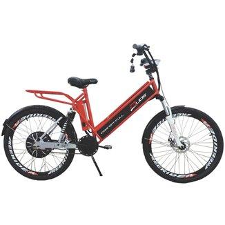 Bicicleta Elétrica Confort Full 800W 48V 12Ah