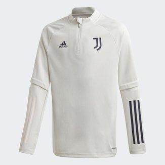Blusa Juventus Juvenil Treino 20/21 Adidas