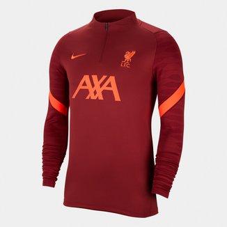 Blusa Liverpool Treino 21/22 Nike Masculina