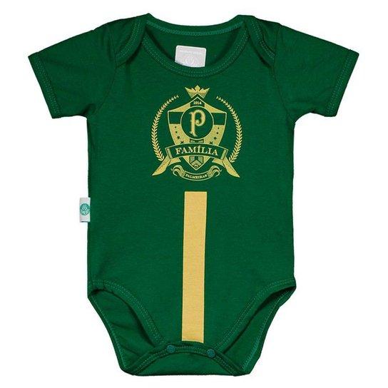 Body Reve Dor Palmeiras - Verde