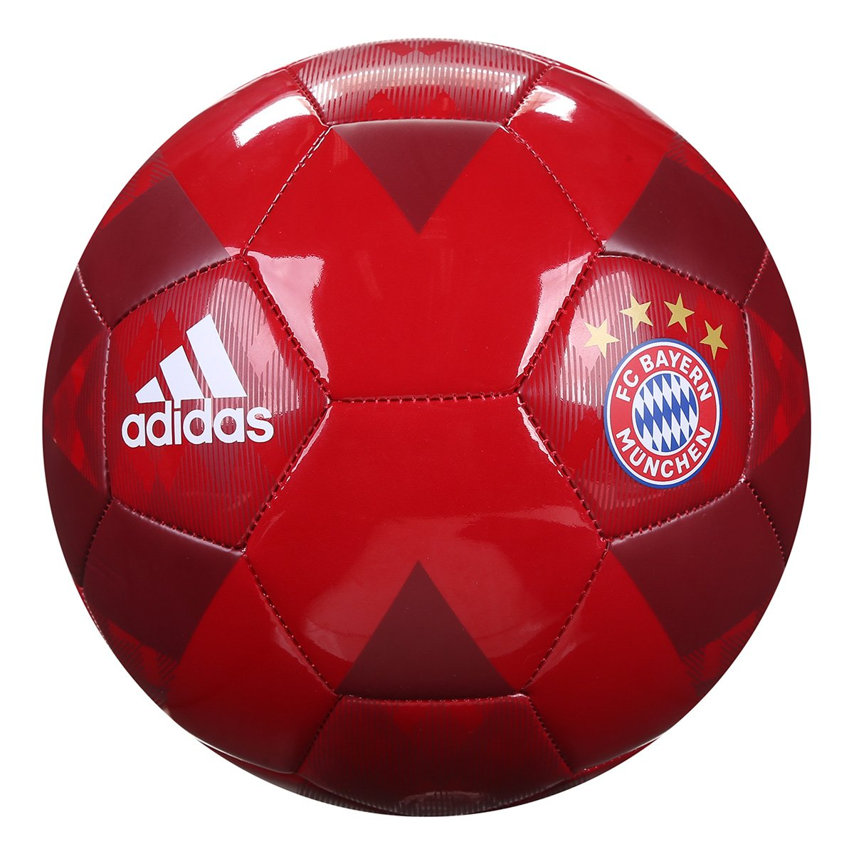 Bola de Futebol Campo Adidas Bayern de Munique - Compre Agora ... 119a7a8f051ba