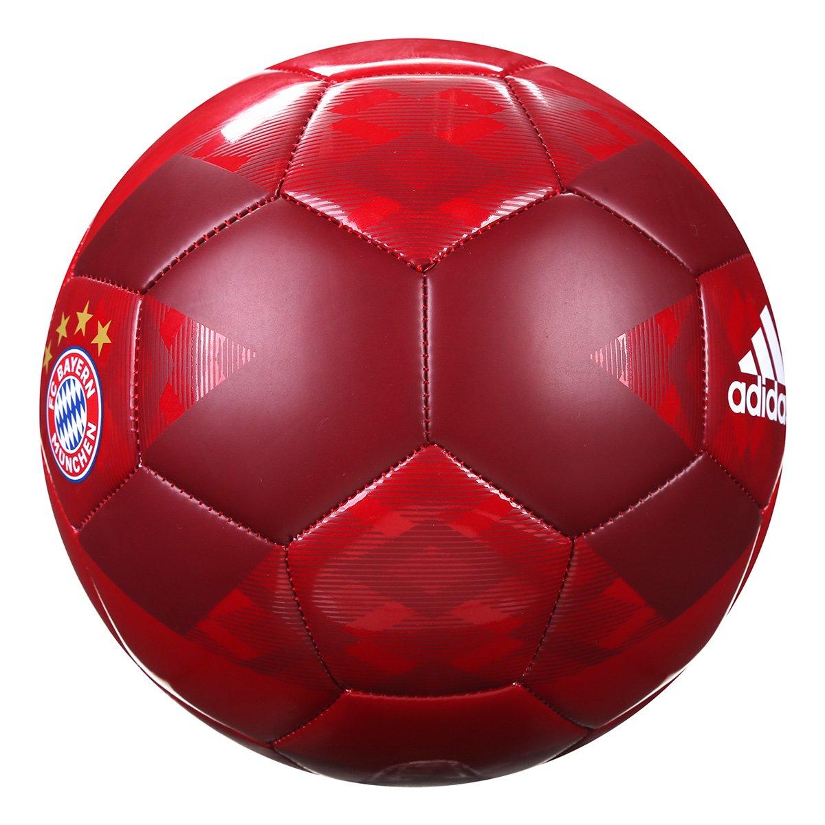 Bola de Futebol Campo Adidas Bayern de Munique - Compre Agora ... b04740235d79e
