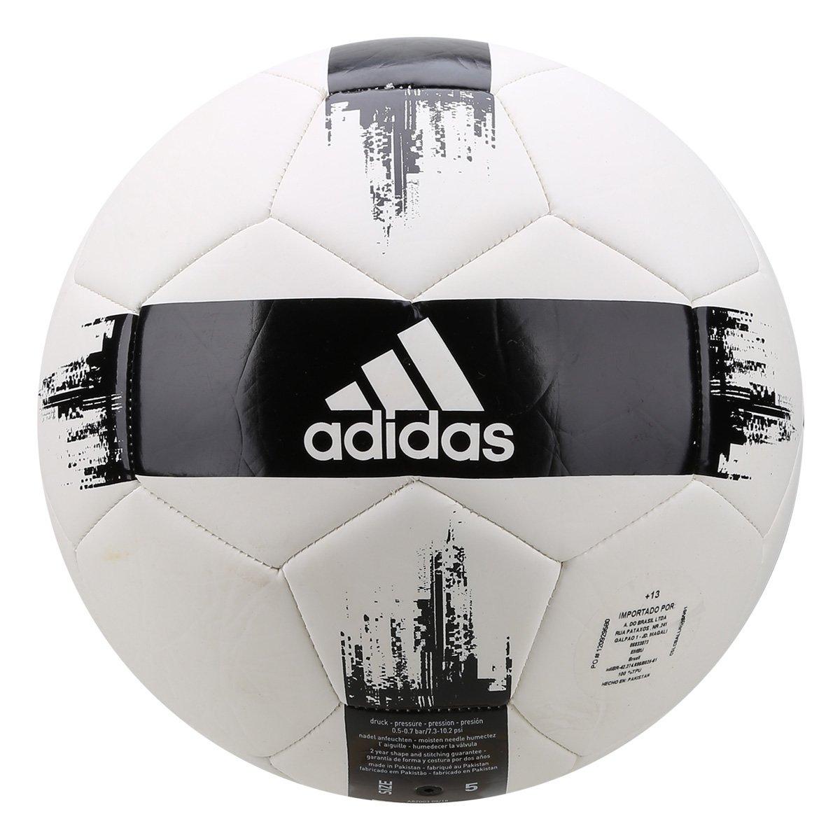 59bb652bd0097 Bola de Futebol Campo Adidas Epp II - Branco e Preto - Compre Agora ...