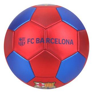 Bola de Futebol Campo Barcelona Metálica