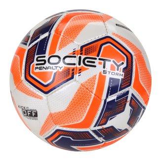 Bola de Futebol Society Penalty Storm XXI