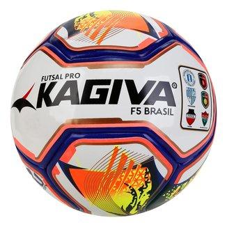 Bola de Futsal Kagiva F5 Brasil Pro Fusion