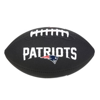 Bola Futebol Americano NFL New England Patriots Wilson Team Logo Jr.