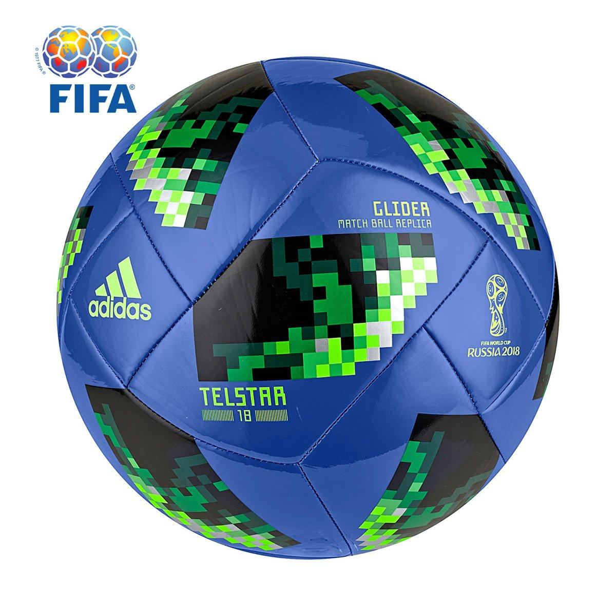 919a0b94d Bola Futebol Campo Adidas Telstar 18 Glider Copa do Mundo FIFA ...