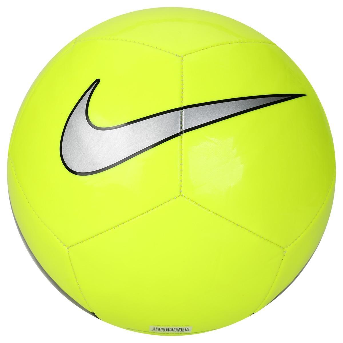 Bola Futebol Campo Nike Pitch Trainning - Verde Limão - Compre Agora ... 7c08ae7b89719