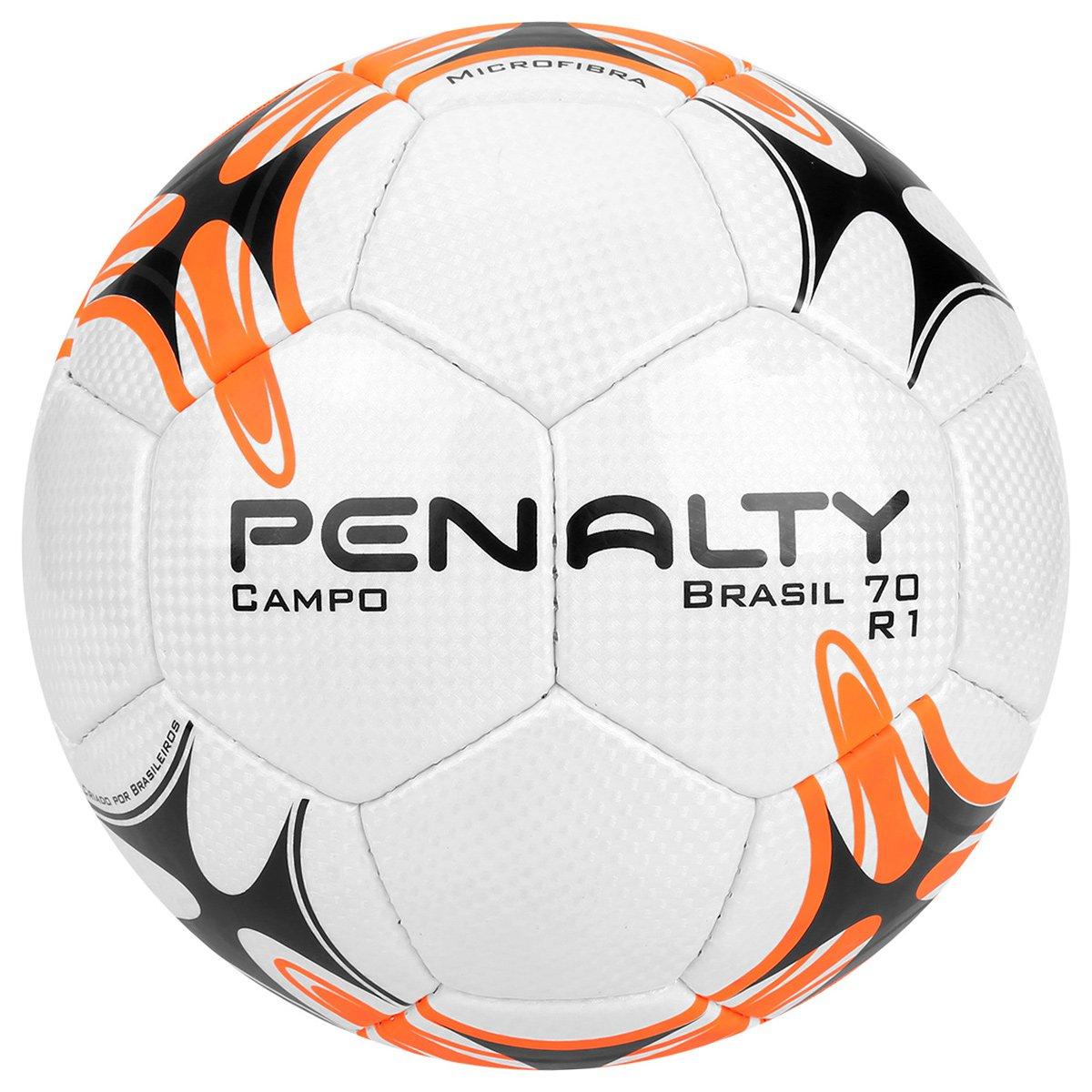 0a67e1127bd6a Bola Futebol Campo Penalty Brasil 70 R1 7 - Compre Agora