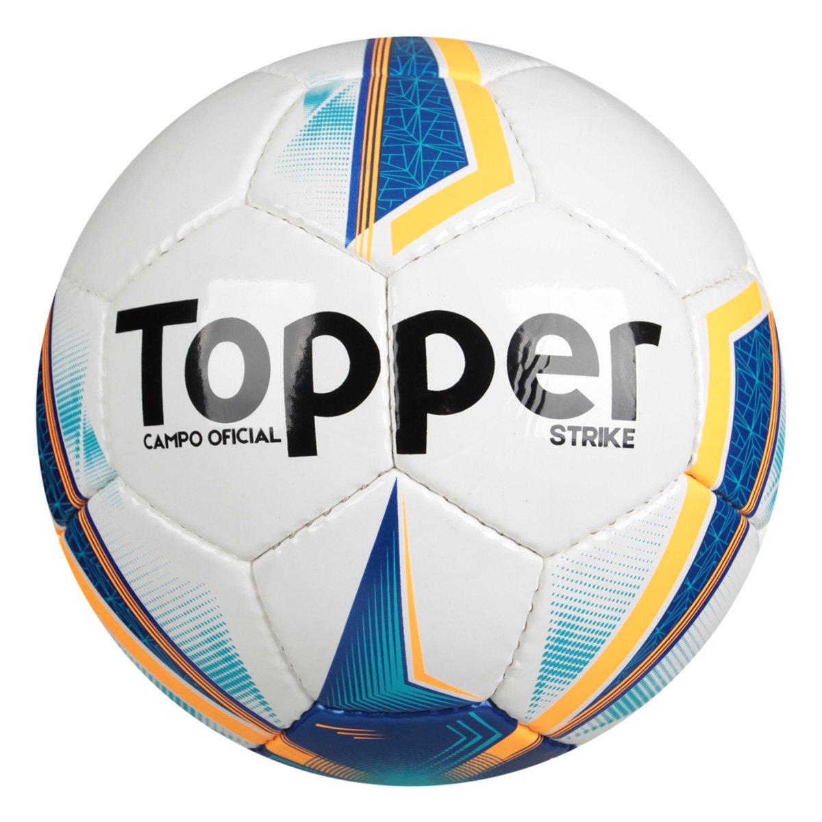 c208b55d410cc Bola Futebol Campo Topper Strike IX - Compre Agora