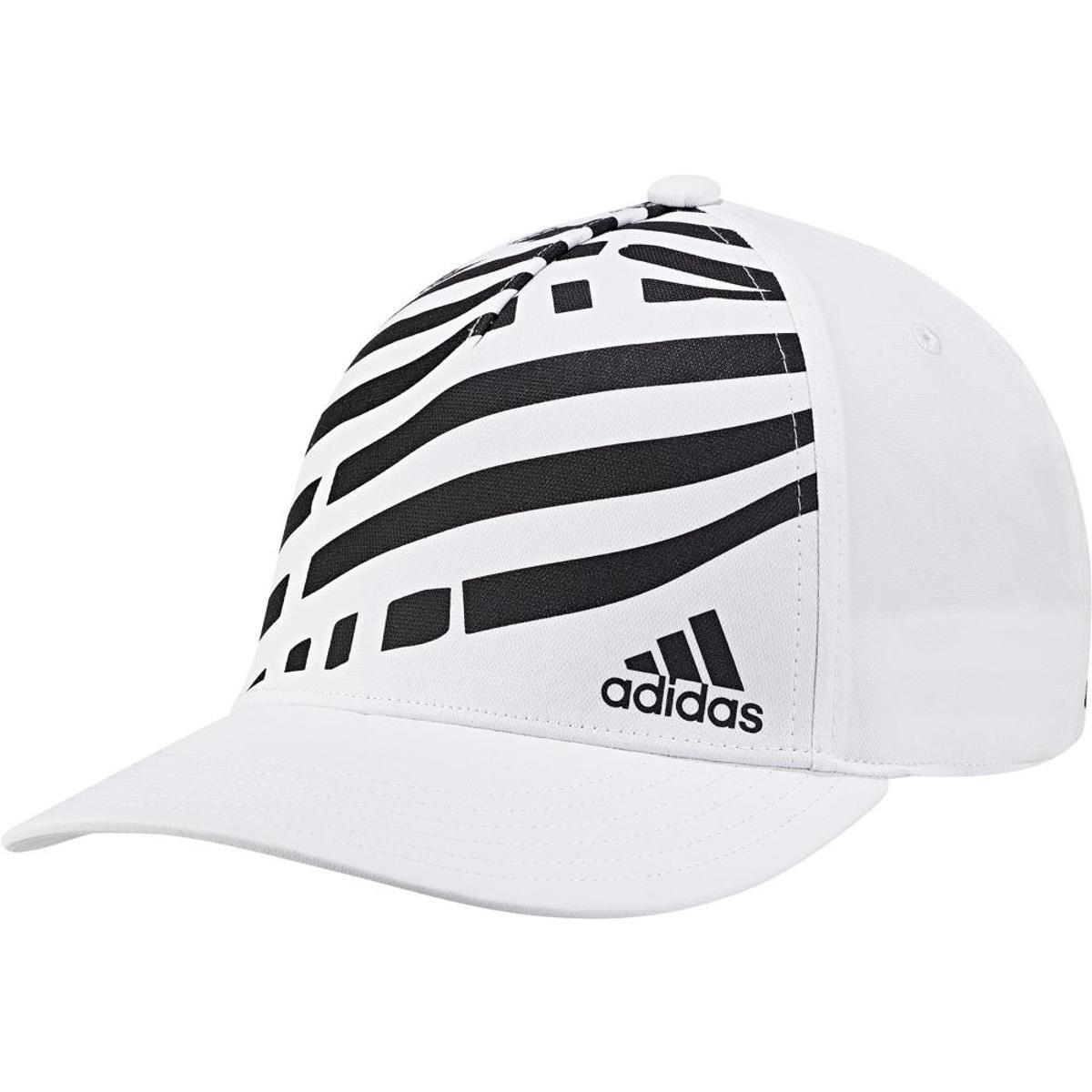 Boné Adidas Juventus CW Aba Reta - Branco e Preto - Compre Agora ... 86d89ca7945