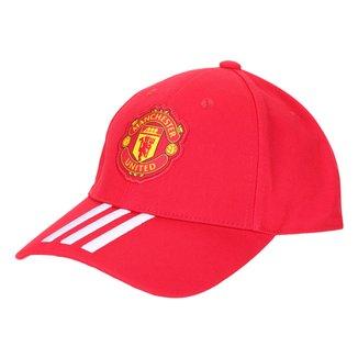 Boné Adidas Manchester United Aba Curva Strapback