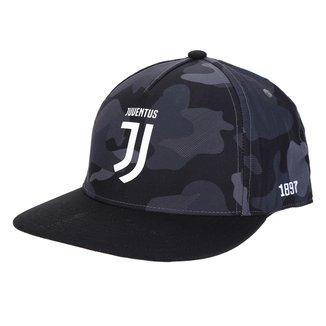 Boné Juventus Adidas S16 Camo Aba Curva