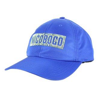 Boné Nicoboco Aba Reta Costa Masculino