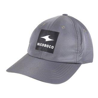 Boné Nicoboco Aba Reta Régia Masculino
