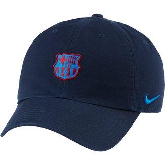 Boné Nike Barcelona Aba Curva Strapback Heritage 86
