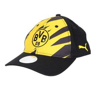 Boné Puma Borussia Dortmund Aba Curva Strapback Core