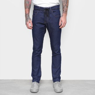 Calça Jeans Element Essentials Lisa Masculina