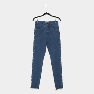 Calça Jeans Enfim Cigarrete Feminina