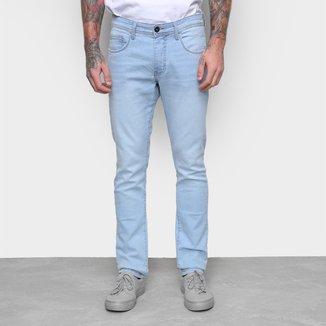 Calça Jeans Slim Quiksilver Every Denim Masculina