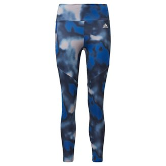 Calça Legging Adidas Designed To Move Aop 7/8 Feminina