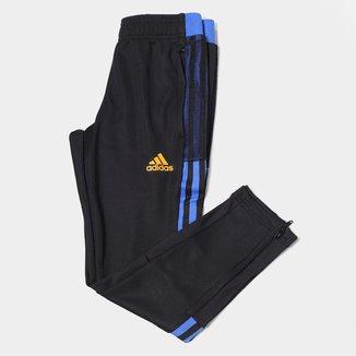 Calça Real Madrid Juvenil Treino 21/22 Adidas
