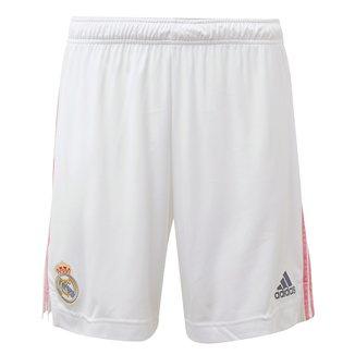 Calção Real Madrid Home 20/21 Adidas Masculino