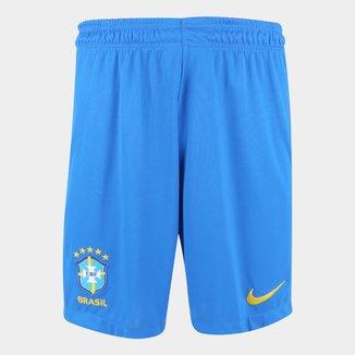 Calção Seleção Brasil I 20/21 Nike Masculino