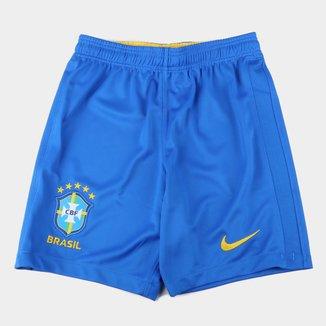 Calção Seleção Brasil Juvenil I 20/21 Nike
