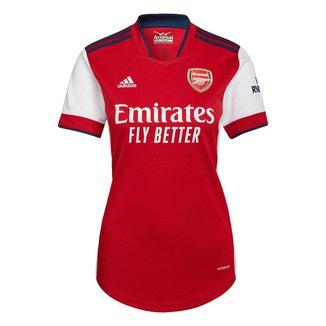 Camisa 1 Arsenal 21/22 Adidas