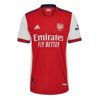 Camisa 1 Arsenal 21/22 Authentic Adidas