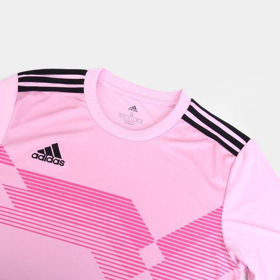 repertorio en caso Robusto  Camisa Adidas Campeon 19 Masculina - Pink   Allianz Parque Shop