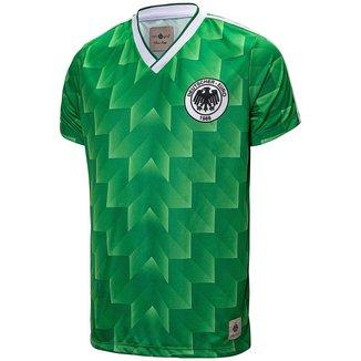 Camisa Alemanha Retrô 1988 Masculino