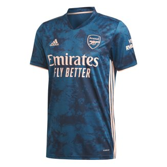 Camisa Arsenal Third 20/21 s/n° Torcedor Adidas Masculina