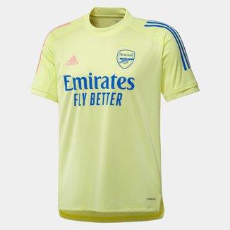 Camisa Arsenal Treino 20/21 Adidas Masculina