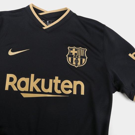Camisa Barcelona Away 20 21 S N Torcedor Nike Masculina Allianz Parque Shop