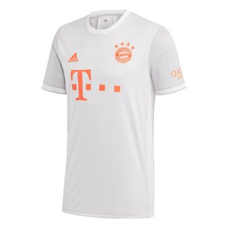 Camisa Bayern de Munique Away 20/21 s/n° Torcedor Adidas Masculina