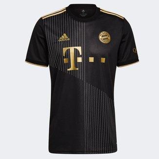 Camisa Bayern de Munique Away 21/22 s/n° Torcedor Adidas Masculina