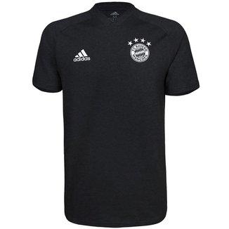 Camisa Bayern de Munique Viagem 20/21 Adidas Masculina