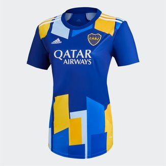 Camisa Boca Juniors Third 21/22 s/n° Torcedor Adidas Feminina