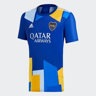 Camisa Boca Juniors Third 21/22 s/n° Torcedor Adidas Masculina