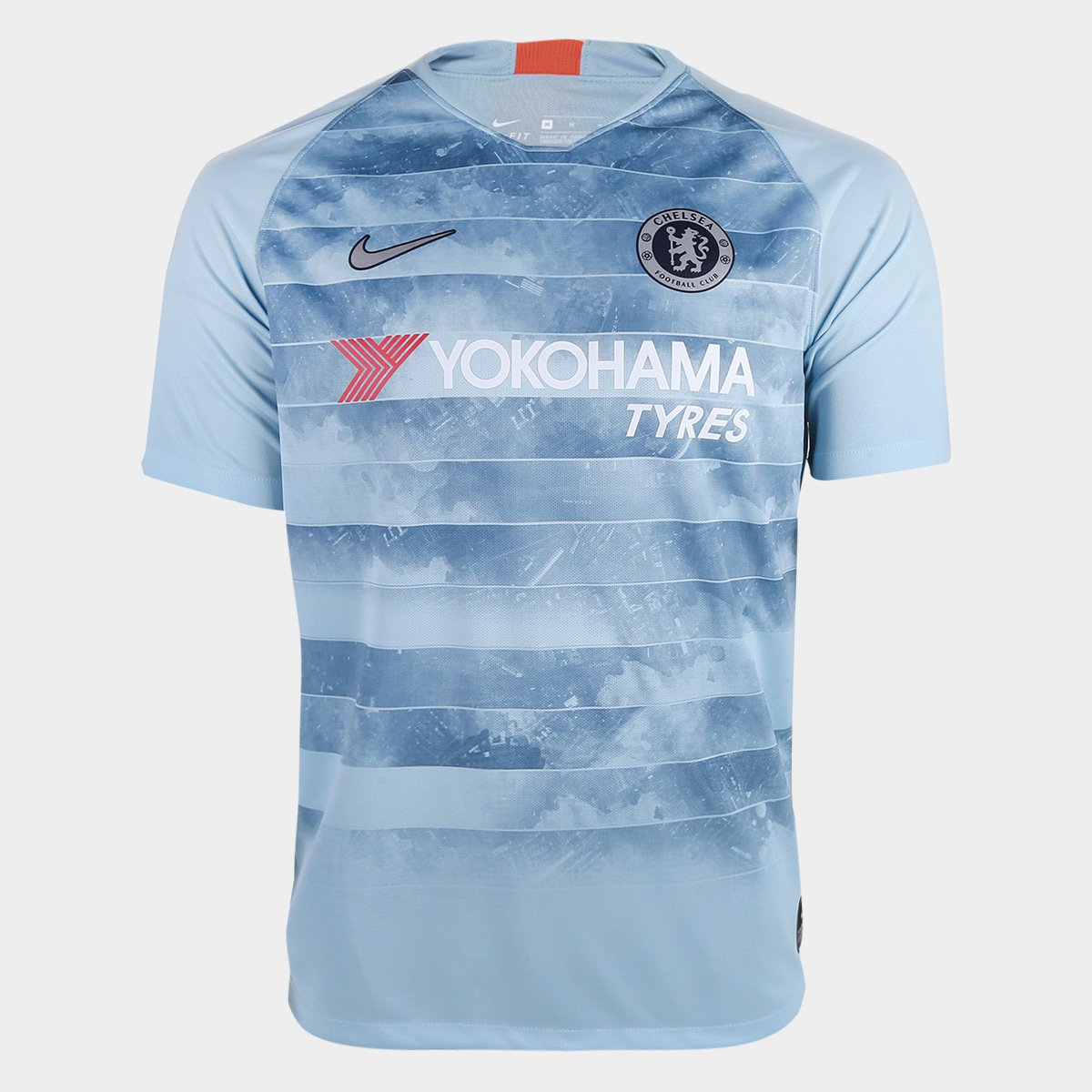 5efad22ee Camisa Chelsea Third 2018 s n° - Torcedor Nike Masculina - Compre Agora