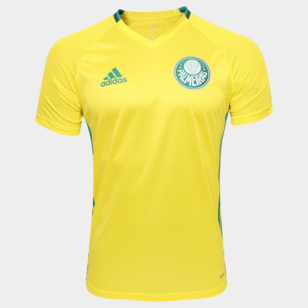 020044517 Camisa de Treino Palmeiras 2016 Adidas Masculina | Allianz Parque Shop