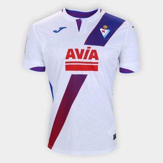 Camisa Eibar Away 20/21 s/n° Torcedor Joma Masculina